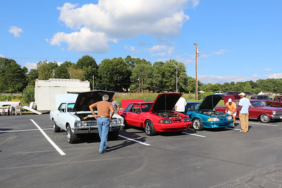 Northern Tool Cruise-In - Burlington, NC - 08/24/2013