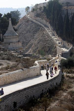 Jerusalem - Outside the City Walls