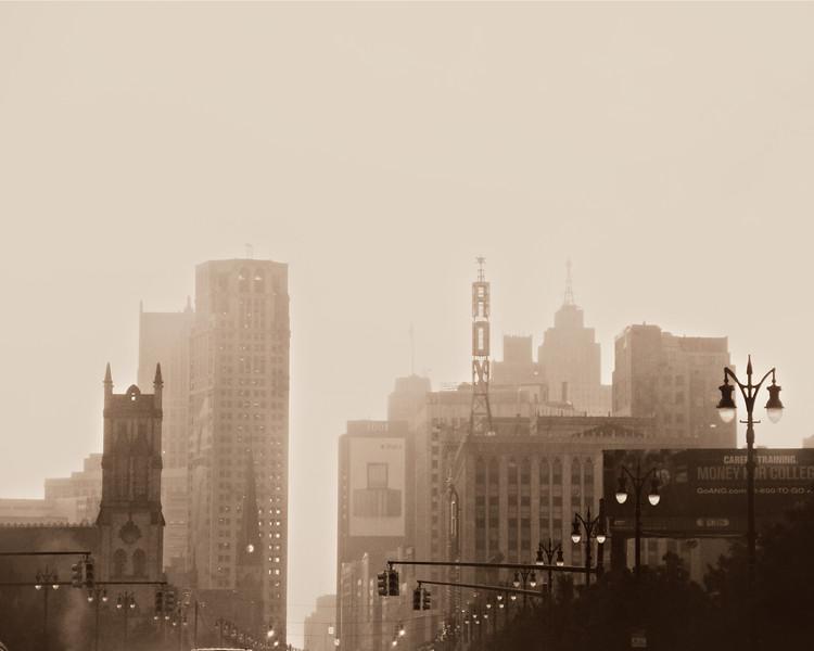 Detroit foggy downtown michigan city urban moody.jpg