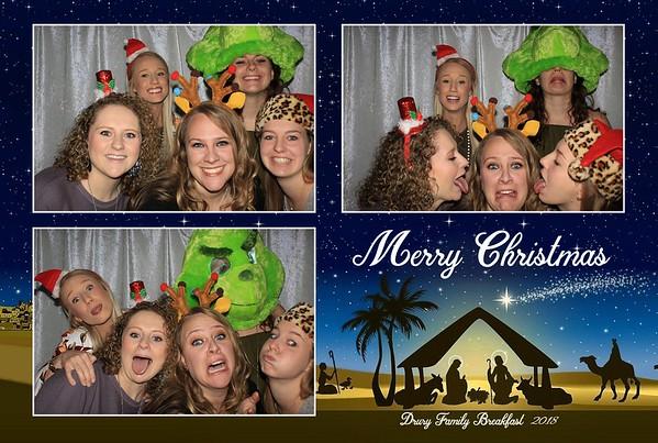Drury Family Christmas