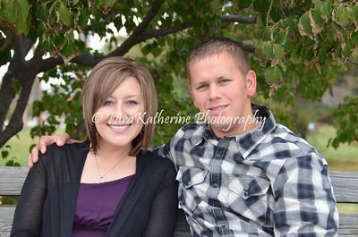 Amber & Fred 2012