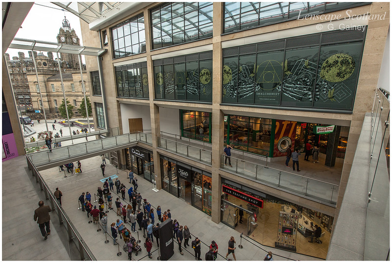 Saint James Quarter (2) - shopping mall