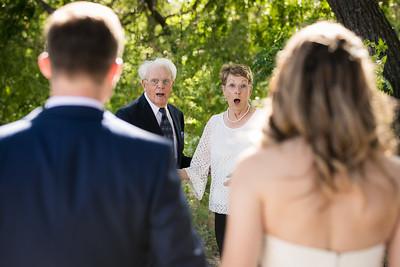 Ariel and Alex - Grandparents First Look