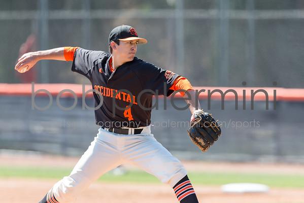 Oxy Baseball vs Cal Lu 4-23-16