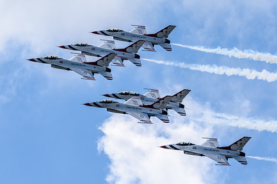 U.S. Airforce Thunderbirds - March 2020