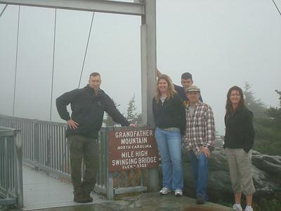 Grandfather Mountain Oct '08