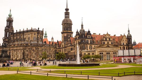 Dresden / Leipzig
