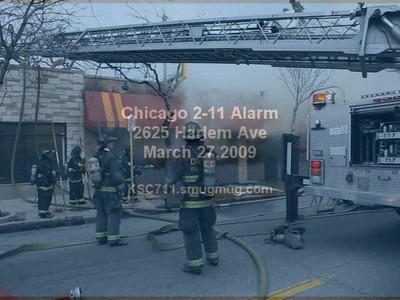 3-27-09  2-11 Alarm 2625 N Harlem