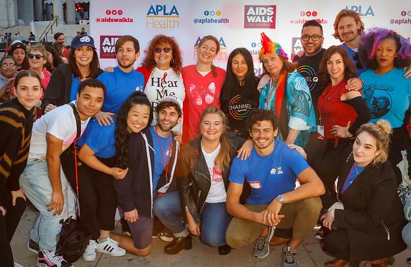AIDS WALK Los Angeles 2019