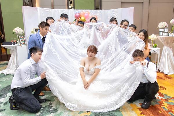 凱撒大飯店|結婚之喜 | My Darling 寵愛妳的婚紗