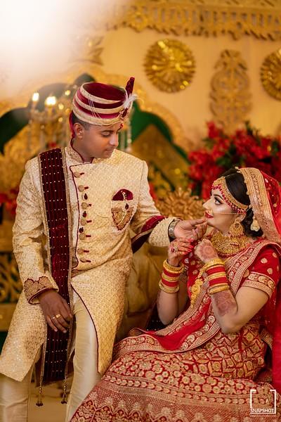 Disha & Toufiq Wedding