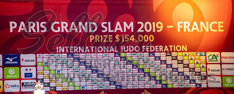 2019 Grand Slam Paris