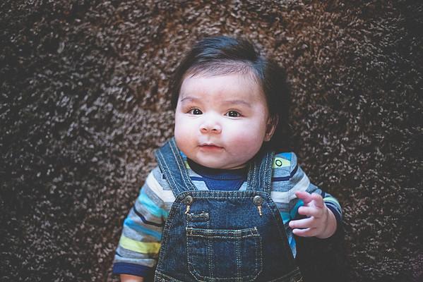 Gavin 3 Months