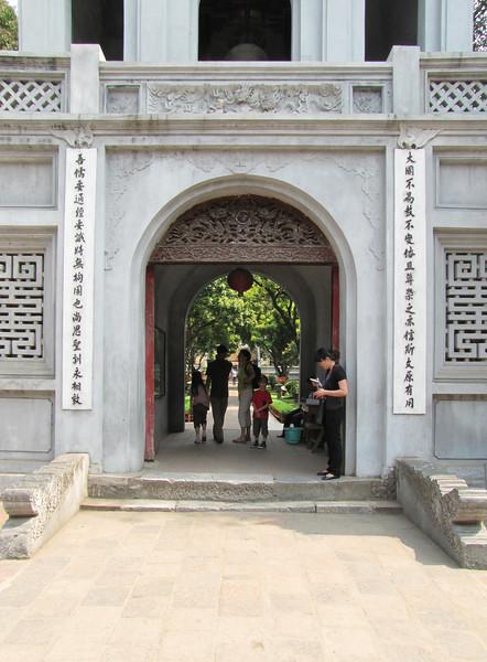 62-Temple of Literature