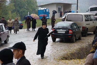 POŚWIĘCENIE DROGI KRZYŻOWEJ - Połupanówka 2010-10-17