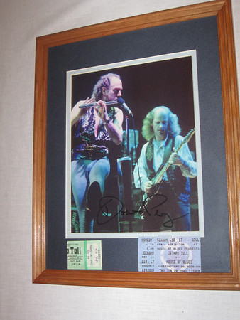 Rock and Roll Memorabilia