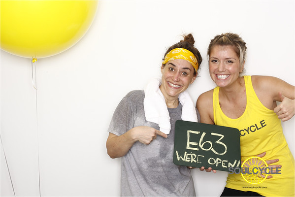 SoulCycle E63rd Grand Opening