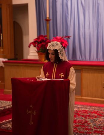 Armenian School Christmas Pageant