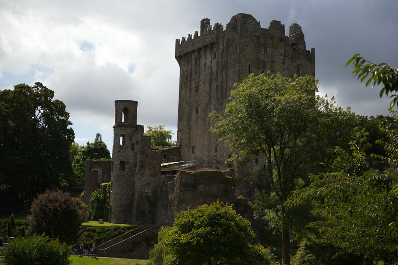 Blarney Castle, County Cork.