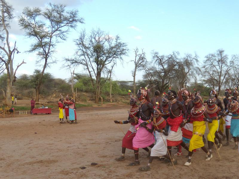 Samburu Dancing at Goat Ceremony EMC 157.jpg