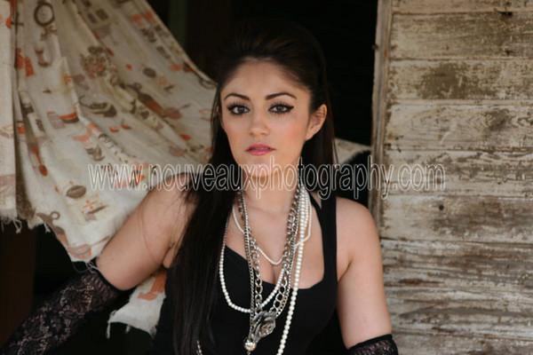 Photo by Nick Altamirano. Model Estela