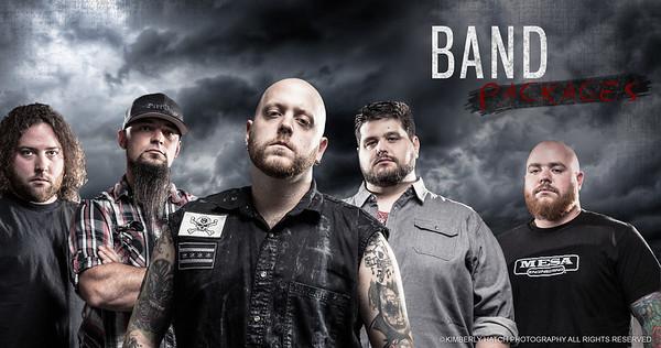 Booking- Bands Promo Photos
