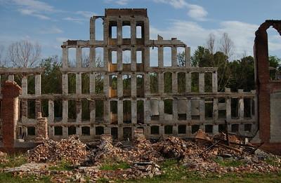 2004 Glendale Mills Ruins