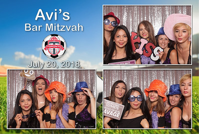 Avi's  Bar Mitzvah