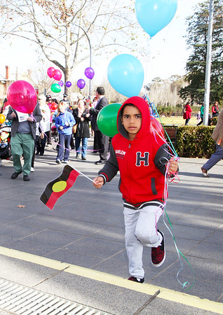 2015 NAIDOC Week March and Official Opening.
