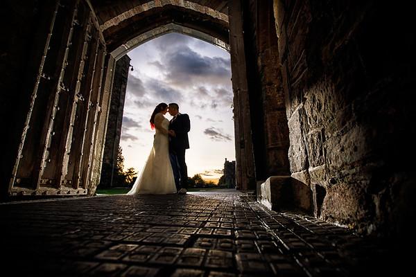 Clare and Paul Berkeley Castle