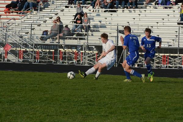 Varsity Boys Soccer EMC vs Plattsmouth