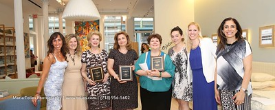 May 26 2015: Mothers to the Community: Greek American Women's Contribution to Philanthropy and Civic Education: Anthoussa Diakopoulou, Maria Logus, Lila Prounis.