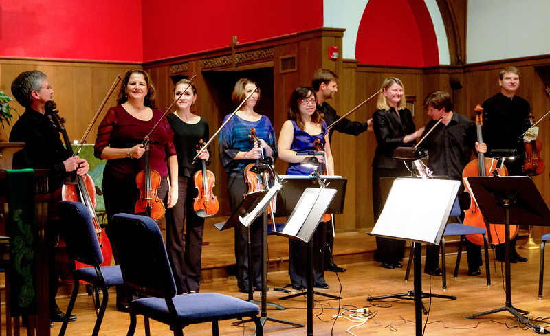 An encore for the octet
