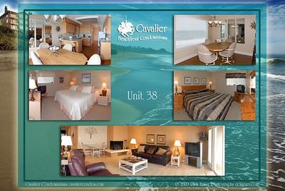 Cavalier Beachfront Condominiums Montage/Collage Photos (Panorama extra-wide version)