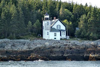 Narraguagus Island Light, Maine
