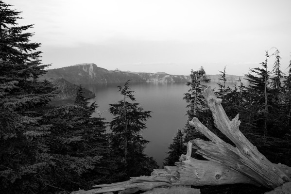 Oregon in Black and White