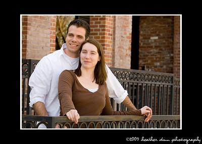 Lindsey and Raymond