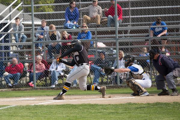 CAI Varsity Baseball 2015 @ New Wash