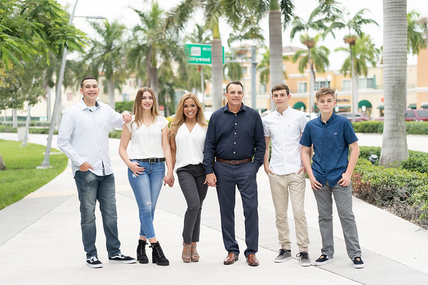 Antoinette Diaz & Family 2019