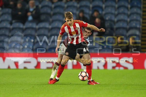 Burnley v Sunderland  (3rd round replay)