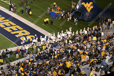 WVU vs Connecticut - November 2  2005