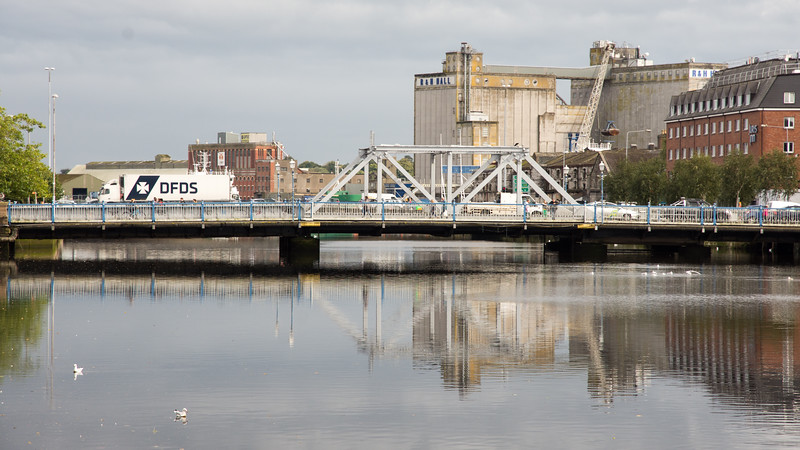 River Lee and Cork Docks