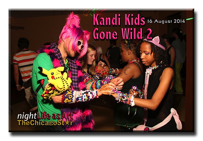 16 august 2014 Kandi Kids Gone Wild II