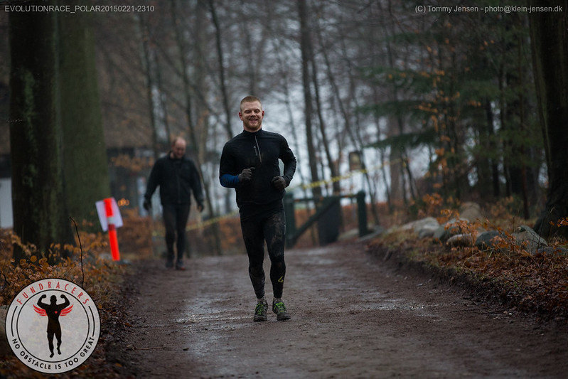 Evolutionrace - Polar 21/2-2015