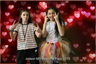 Judson MS Freaky Friday Photobooth 2.15.2019