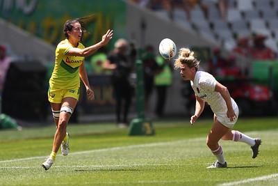 Australia Rugby Women Alicia Lucas