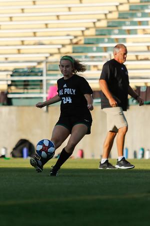 2019-2020 Cal Poly Women's Soccer