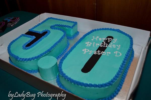 Dexter 5.0: Pastor's 50th Birthday Party 7 Apr 2019