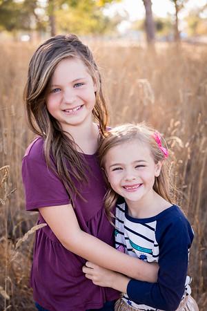 Alyssa and Heidi