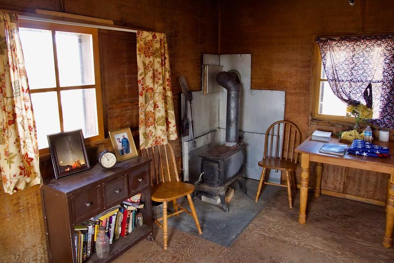 Geer cabin